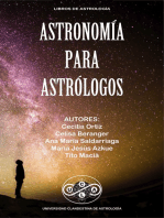 Astronomía para Astrológos