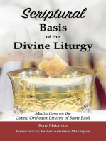 Scriptural Basis of the Divine Liturgy
