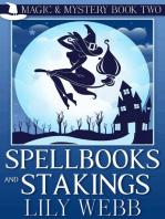 Spellbooks and Stakings