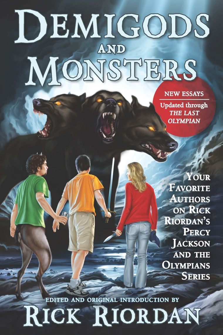Demigods and Monsters - Read Online