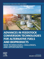 Advances in Feedstock Conversion Technologies for Alternative Fuels and Bioproducts: New Technologies, Challenges and Opportunities