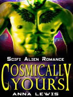 Cosmically Yours - Sci fi Alien Romance