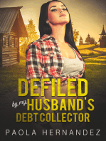 Defiled By My Husband's Debt Collector