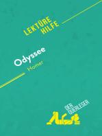 Odyssee von Homer (Lektürehilfe)