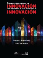 Sistemas regionales de innovación como instrumento de la política pública de innovación