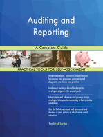 Auditing and Reporting A Complete Guide