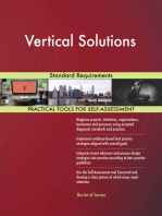 Vertical Solutions Standard Requirements
