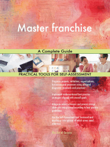 Master franchise A Complete Guide