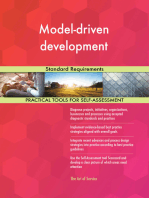 Model-driven development Standard Requirements