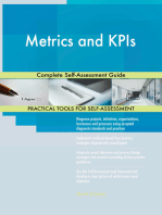 Metrics and KPIs Complete Self-Assessment Guide