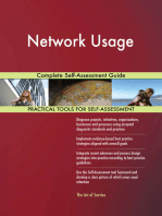 Network Usage Complete Self-Assessment Guide