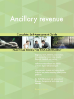 Ancillary revenue Complete Self-Assessment Guide