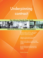 Underpinning contract The Ultimate Step-By-Step Guide