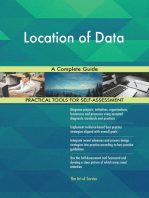 Location of Data A Complete Guide