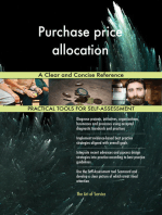 Purchase price allocation A Clear and Concise Reference