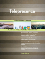 Telepresence Standard Requirements