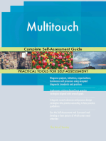 Multitouch Complete Self-Assessment Guide