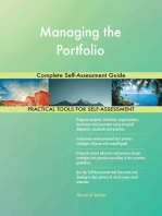 Managing the Portfolio Complete Self-Assessment Guide