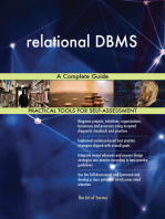 relational DBMS A Complete Guide