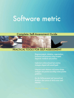 Software metric Complete Self-Assessment Guide
