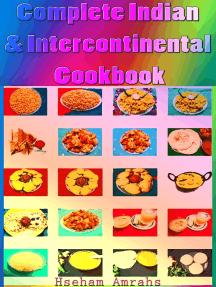 Complete Indian & Intercontinental Cookbook