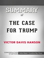 Summary of The Case for Trump