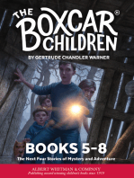 The Boxcar Children Mysteries Boxed Set #5-8
