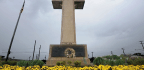 Supreme Court Will Look At Whether A Cross Is Promotion Of Religion Or War Memorial