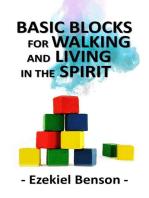 Basic Blocks for Walking and Living in the Spirit