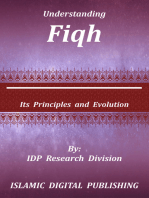 Understanding Fiqh (Its Principles and Evolution)