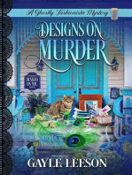 Designs On Murder: A Ghostly Fashionista Mystery, #1