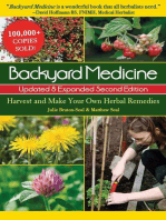 Backyard Medicine Updated & Expanded Second Edition