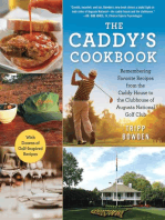 The Caddy's Cookbook