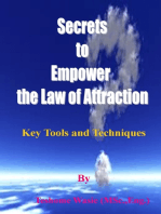 Secrets to Empower the Law of Attraction