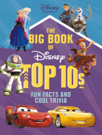 The Big Book of Disney Top 10s