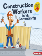 Construction Workers in My Community