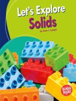 Let's Explore Solids