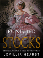 Punished In The Stocks