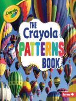 The Crayola ® Patterns Book