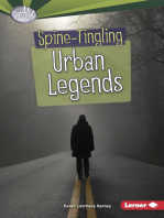 Spine-Tingling Urban Legends