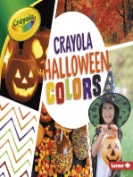 Crayola ® Halloween Colors