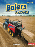 Balers Go to Work