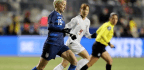 On The Road To The World Cup, U.S. Women Tie Japan 2-2