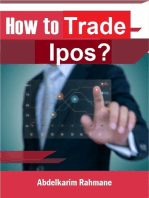 How to Trade Ipos?
