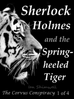 Sherlock Holmes and the Spring-heeled Tiger