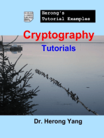 Cryptography Tutorials - Herong's Tutorial Examples