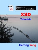 XSD Tutorials - Herong's Tutorial Examples