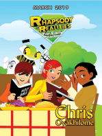 Rhapsody of Realities for Early Readers