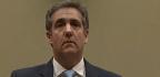 Cohen, Trump at Odds