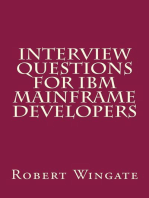 Interview Questions for IBM Mainframe Developers